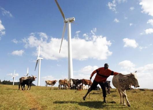 KenGen Africa Energy Wind Farm