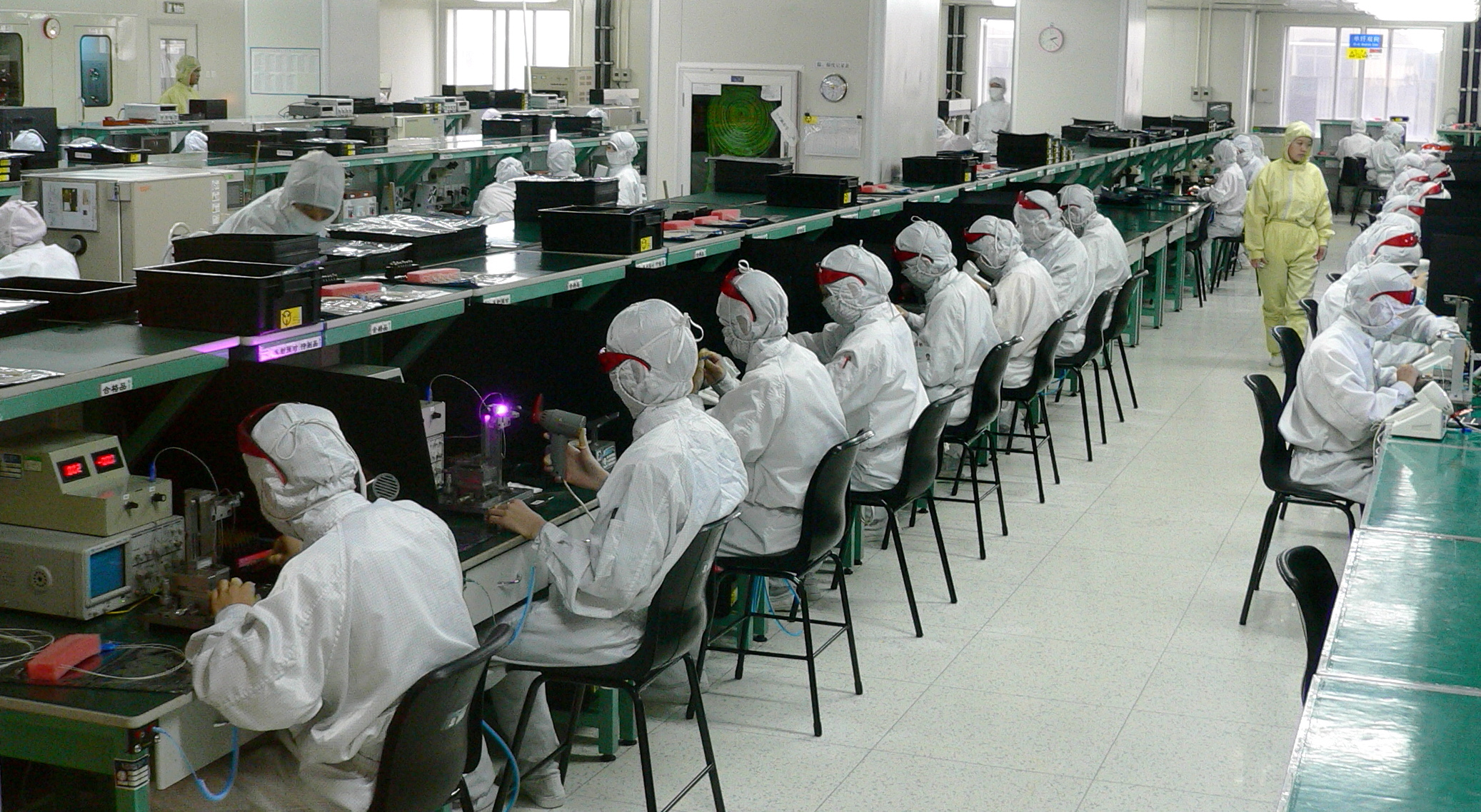 Labor Exploitation at Foxconn China