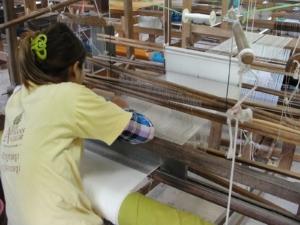 Cambodian garment industry