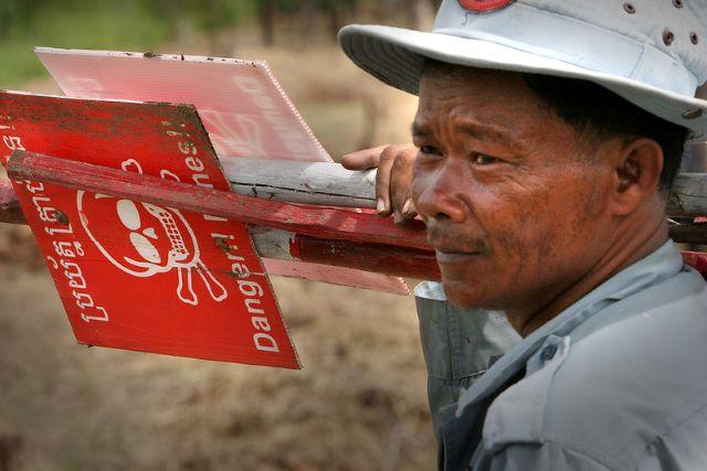 Landmine-Free World