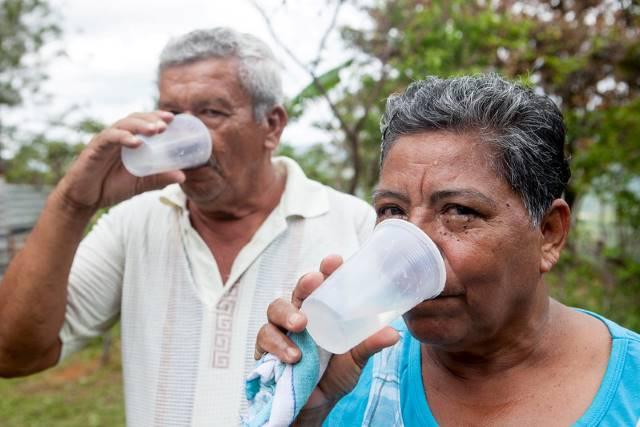 Latin American Water Scarcity