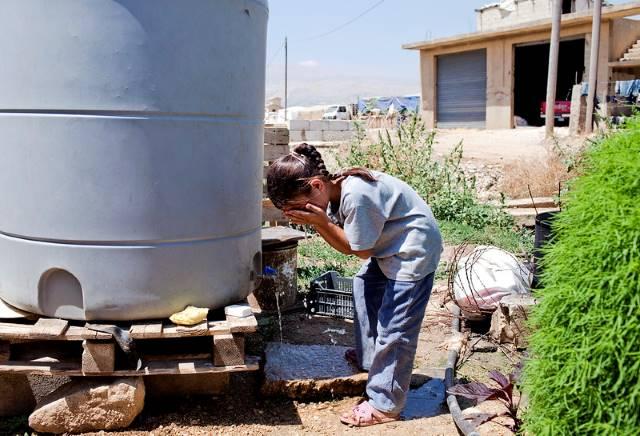Lebanon's Water System
