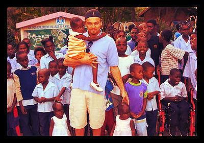 Leonardo DiCaprio for Humanity - The Borgen Project