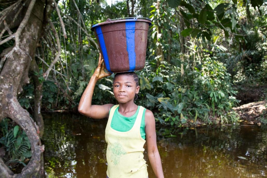Liberia's Water Crisis