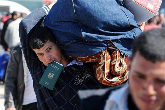 Refugees in Libya