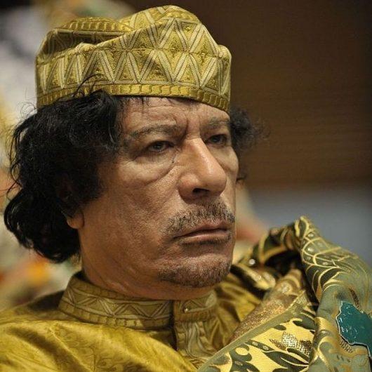 Libyan Genocide