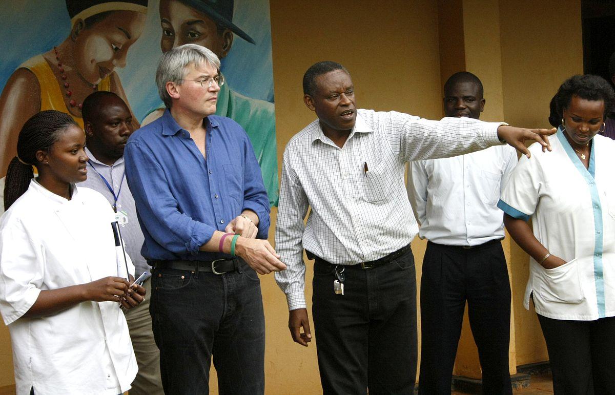 Life Expectancy in Rwanda
