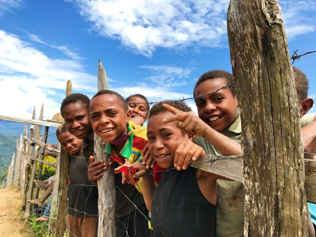 Lighting Papua New Guinea Program