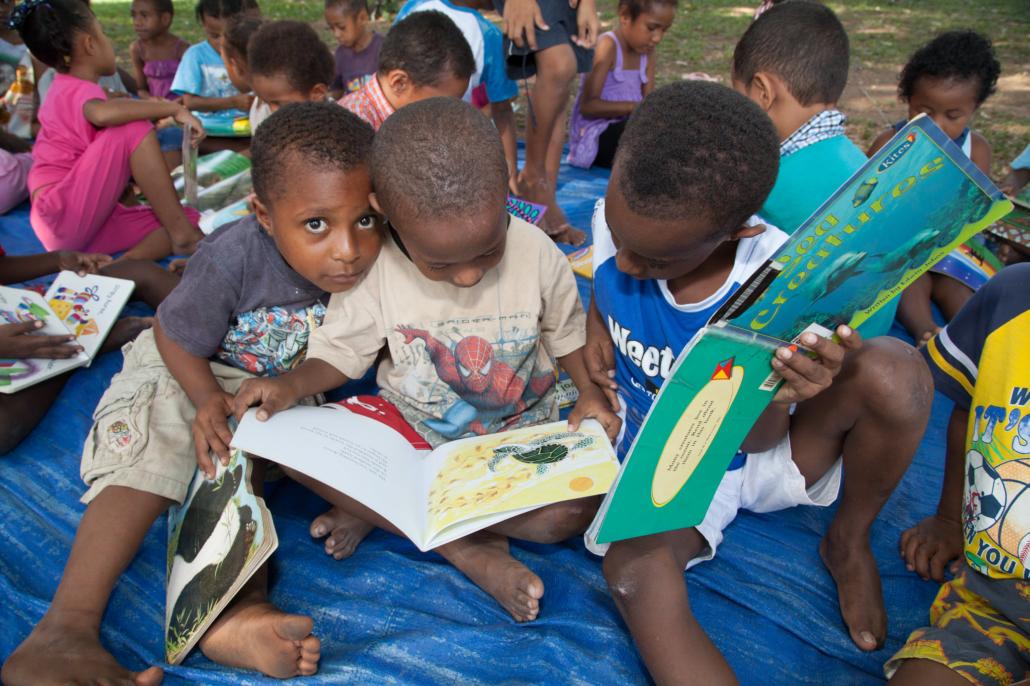 Literacy Programs in Sub-Saharan Africa