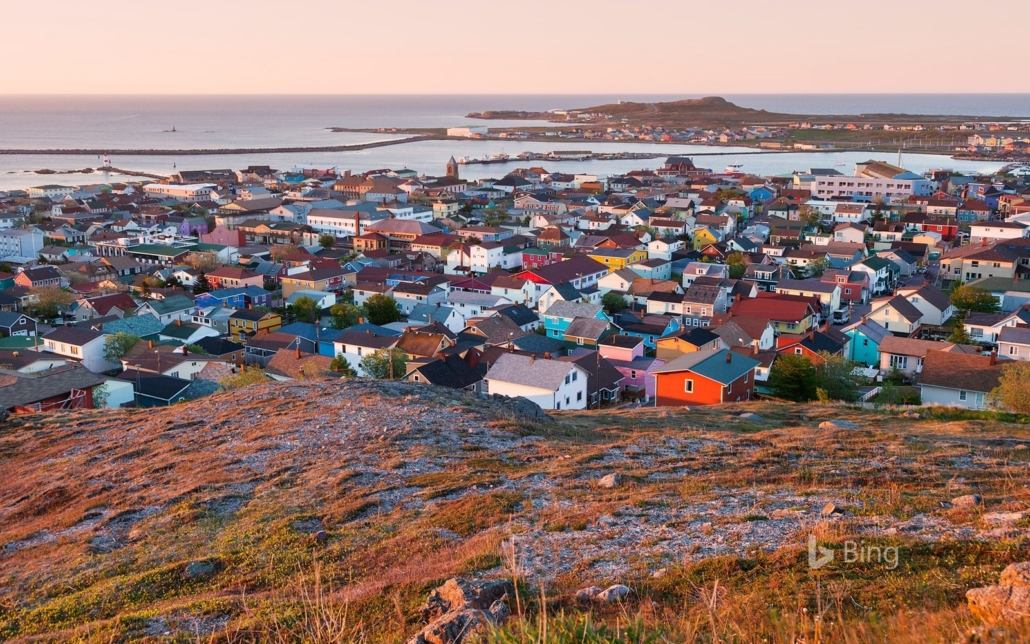 Living Conditions in Saint Pierre and Miquelon