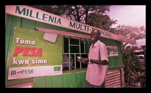 Mobile Banking With M-Pesa