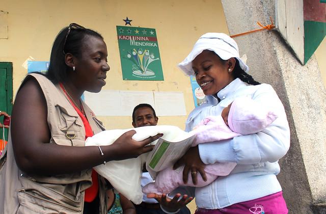 Malaria in Madagascar