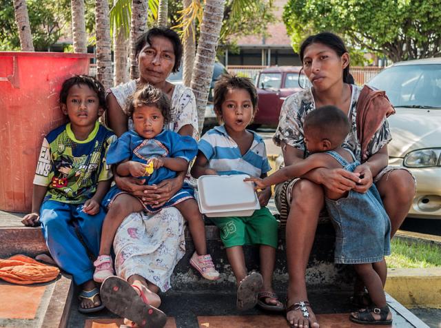 Malnutrition in Venezuela