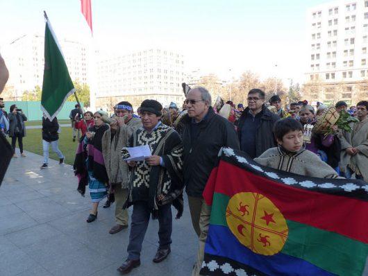 Mapuche Oppression