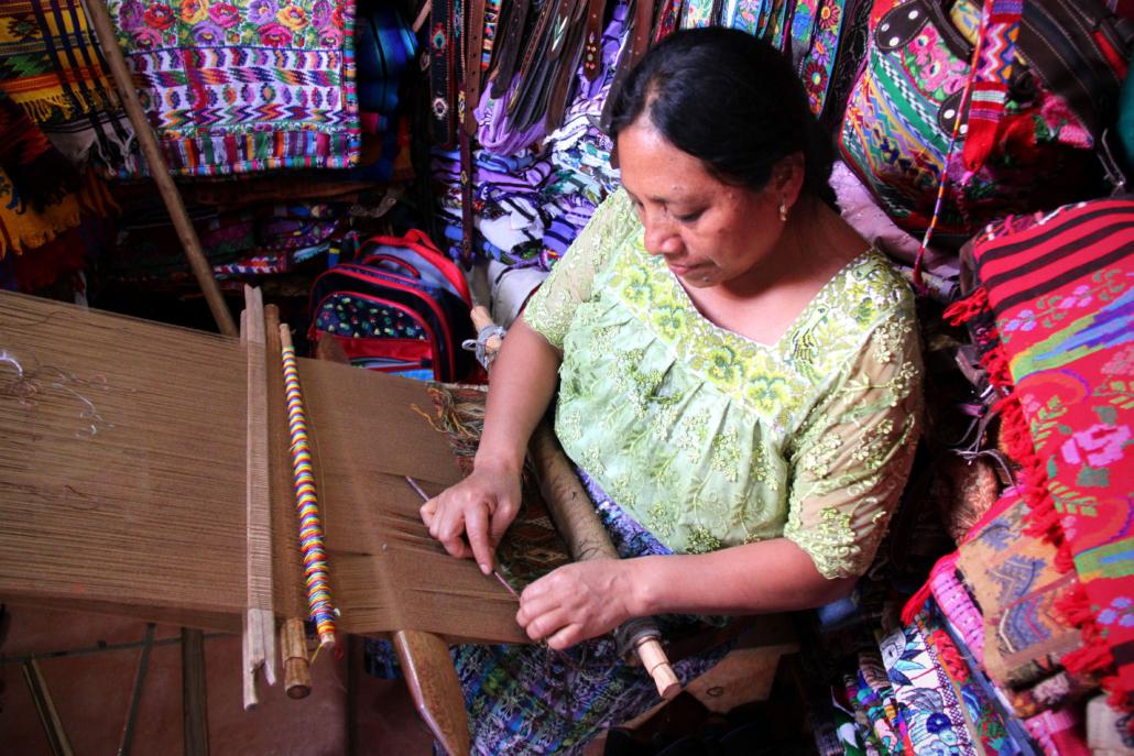 Maya Artisanal Weaving