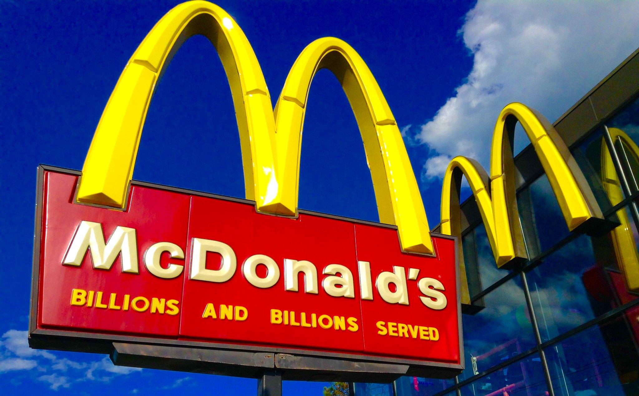 McDonalds Combats Global Poverty