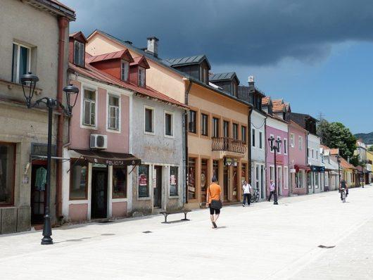 Montenegro Poverty Rate