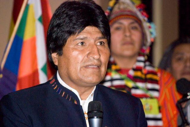 Morales Transformed Bolivia