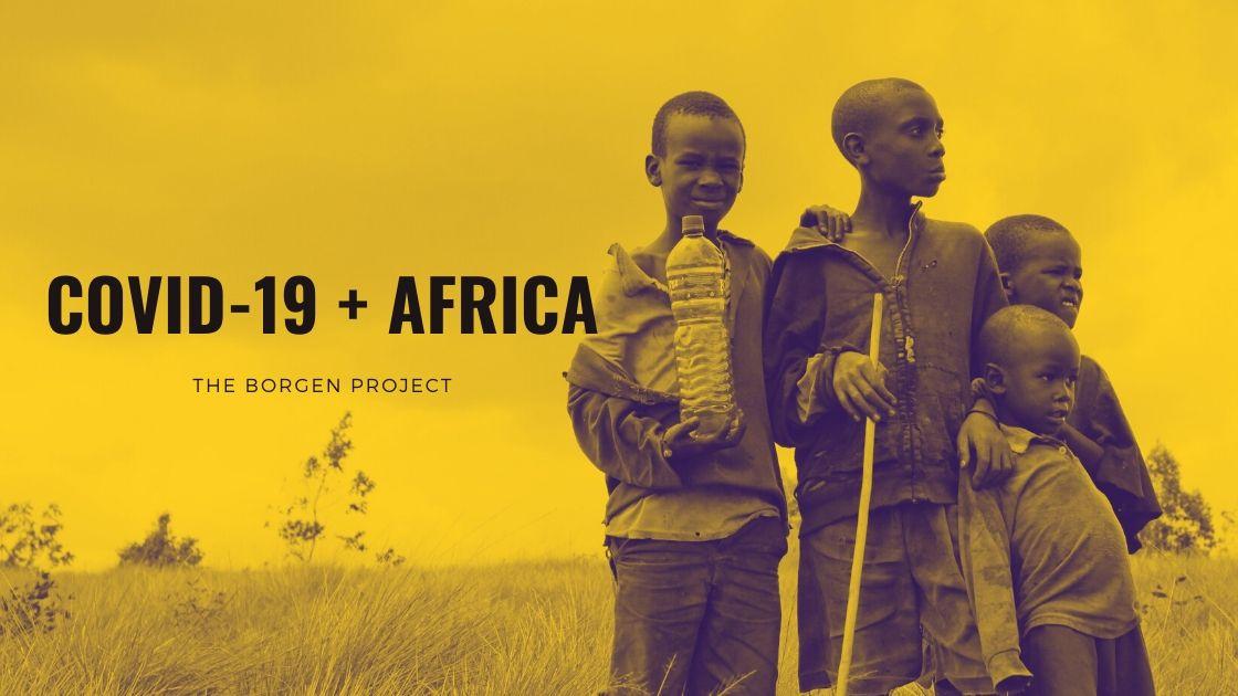 Covid 19 Africa Coronavirus