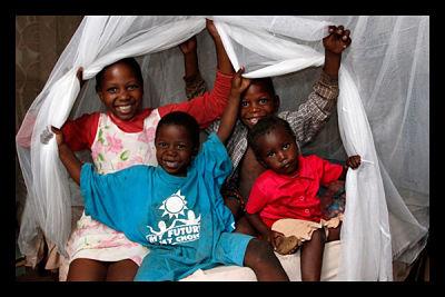 Nets to Ghana