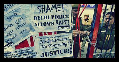 New Delhi Student Raped