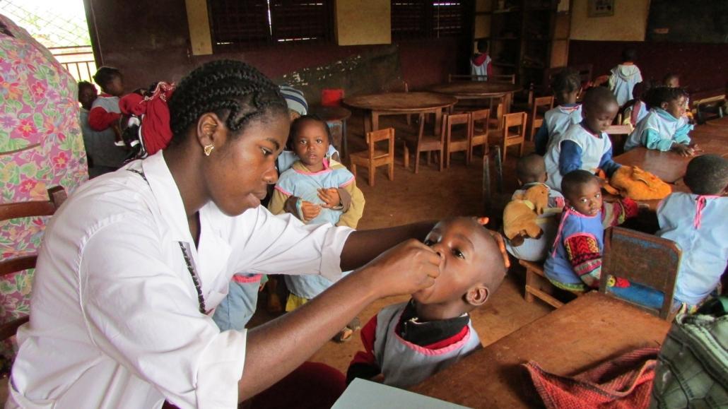Nigeria Beat Polio