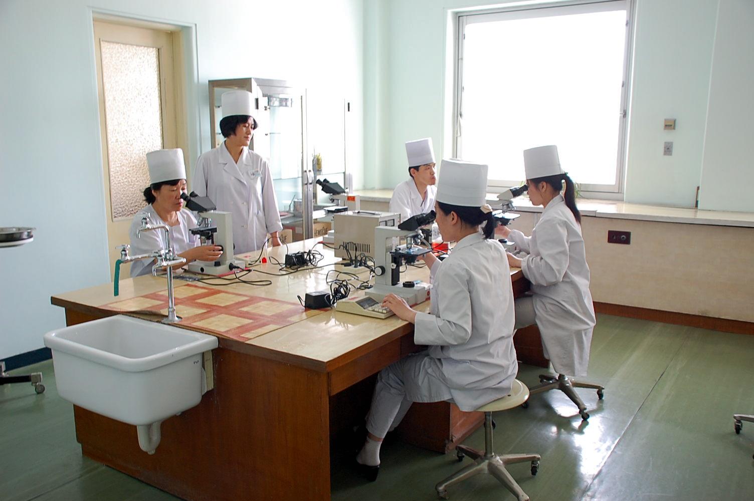 North Korea Health Care