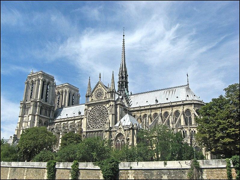 Notre-Dame Repairs