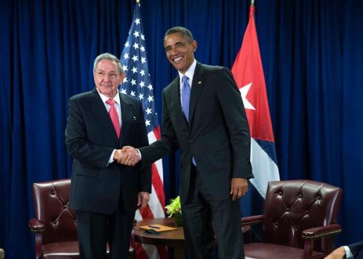 Obama Visit to Cuba