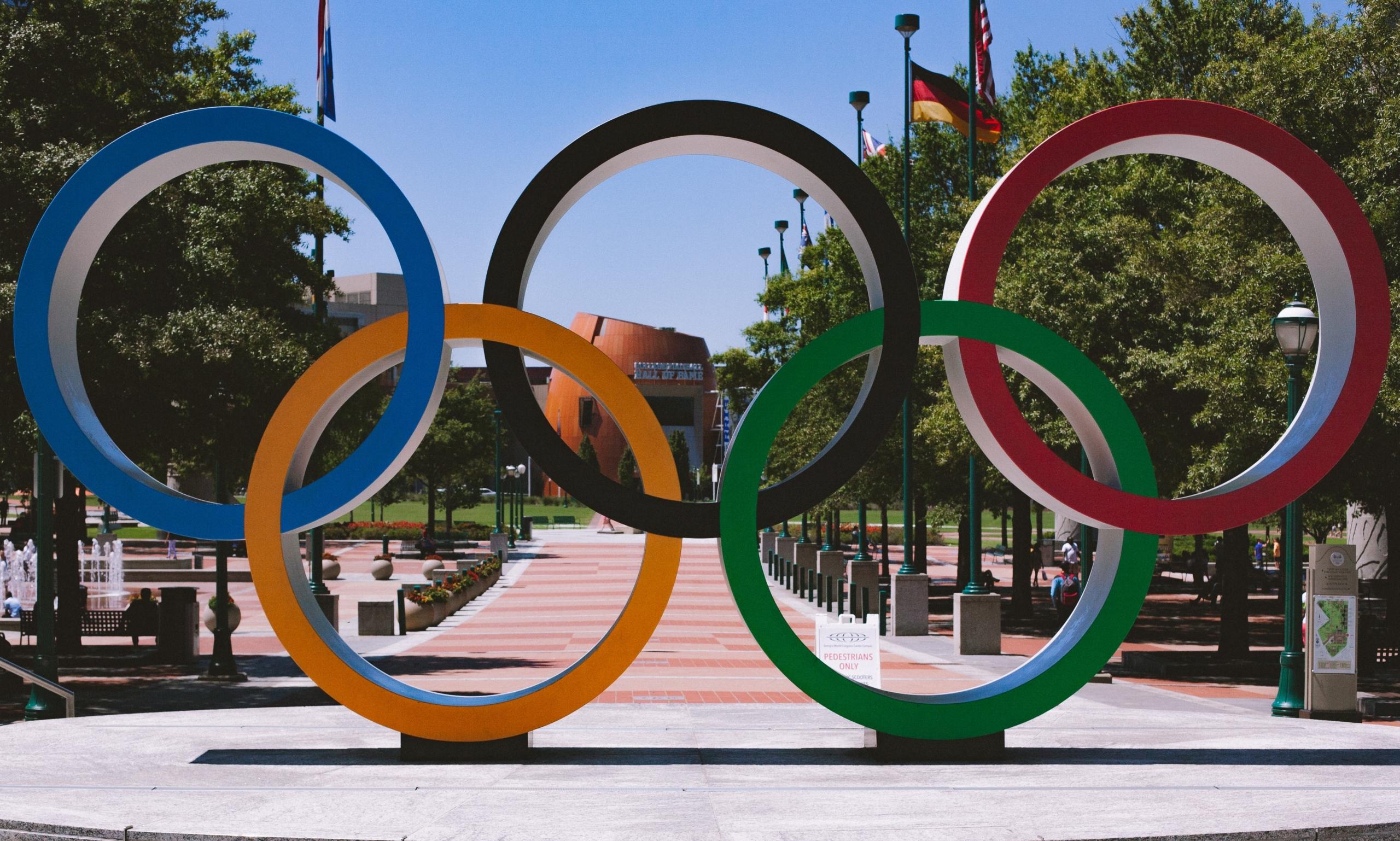 Olympics Forward Fashion