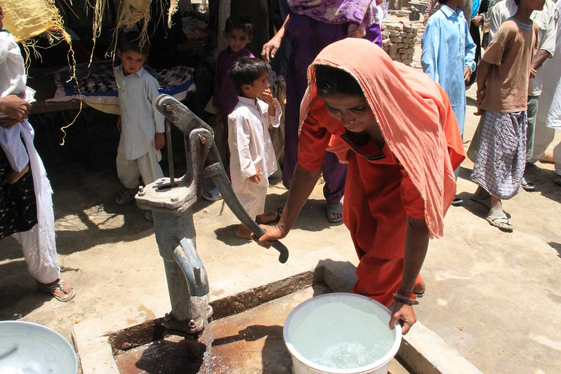 Organizations Alleviating Pakistan's Water Crisis