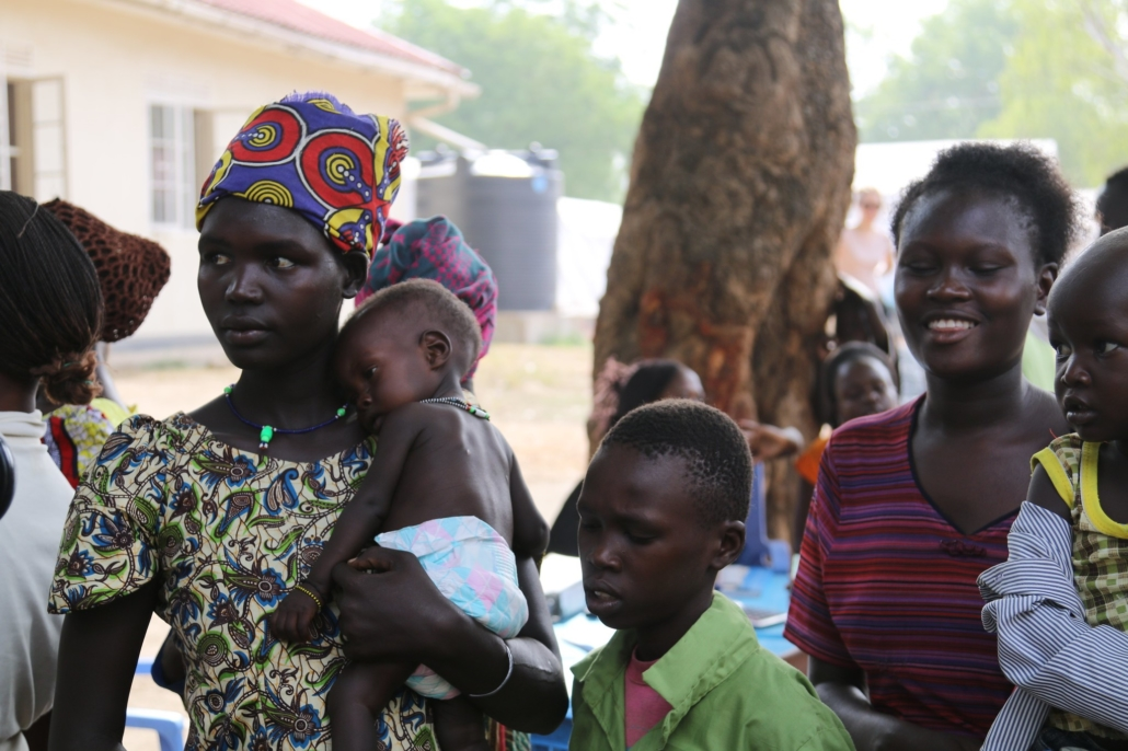 South Sudan's Hunger Crisis
