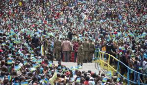 Overpopulation in Rwanda