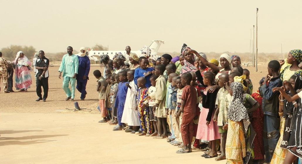 Peace in Mali