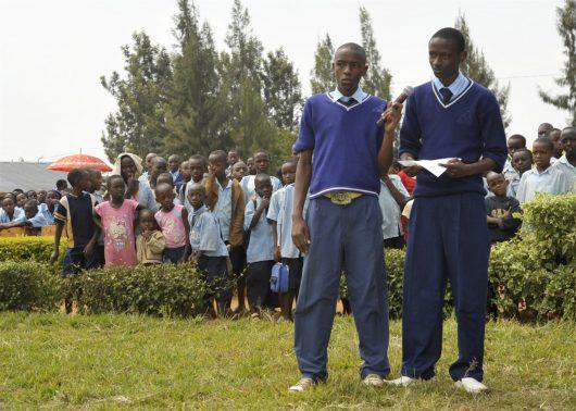Peace Education in Rwanda