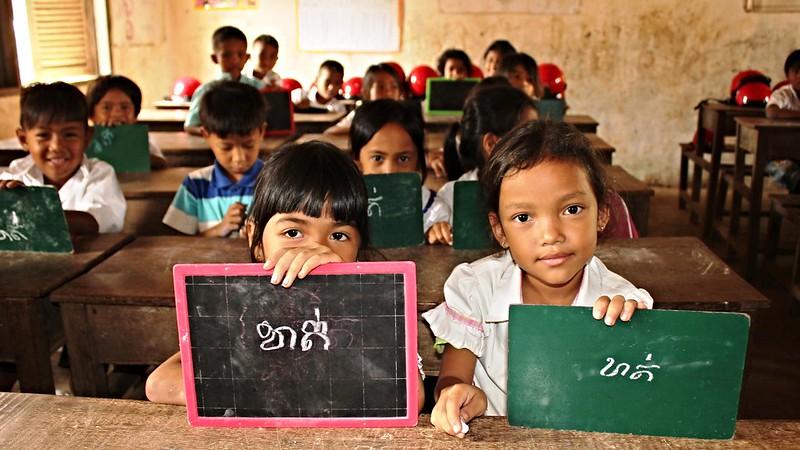 Period Poverty in Cambodia