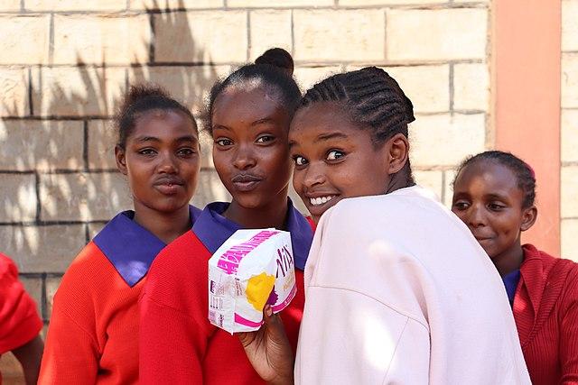 Period Poverty in Kenya