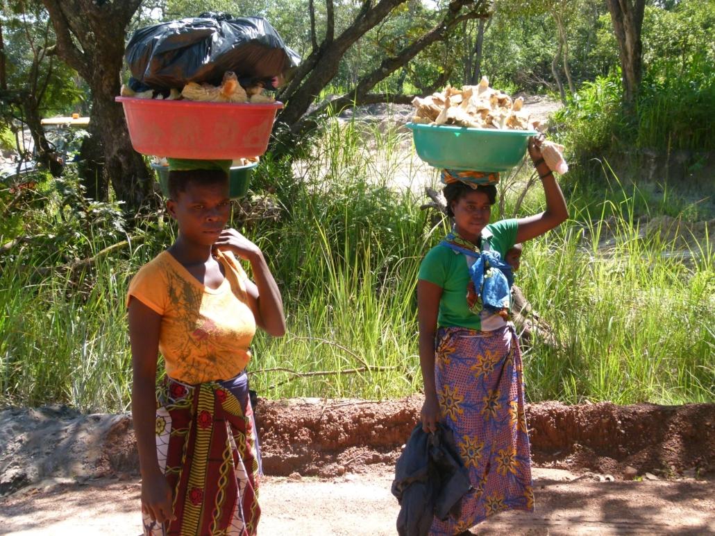 Period Poverty in Zimbabwe