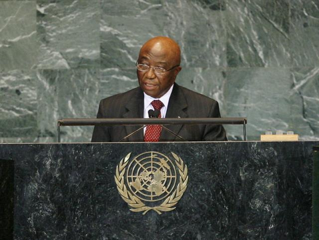 Politics in Liberia