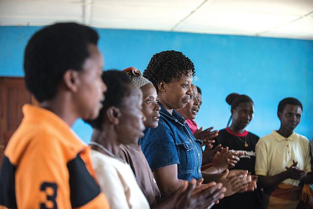 Post-Genocide Reconstruction in Rwanda