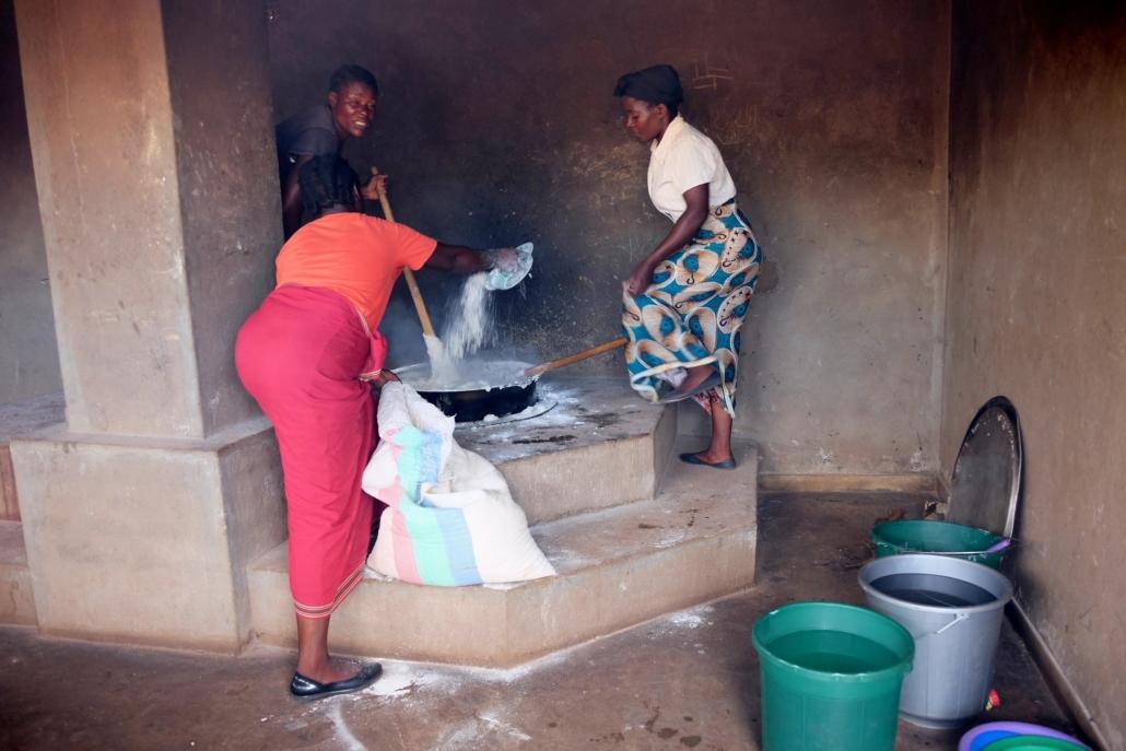 Poverty Eradication in Malawi