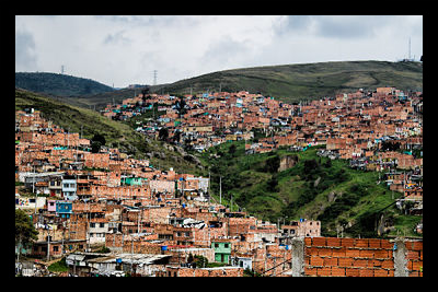 Poverty in Colombia