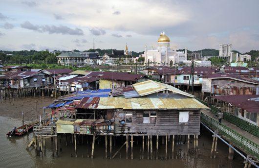 Poverty in Brunei