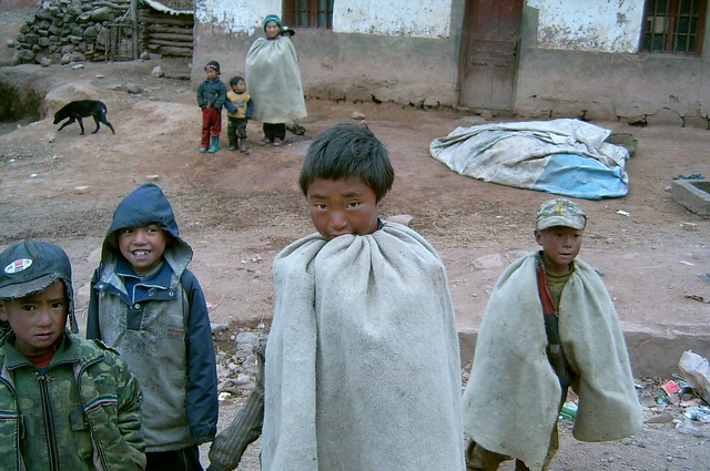 Poverty in China