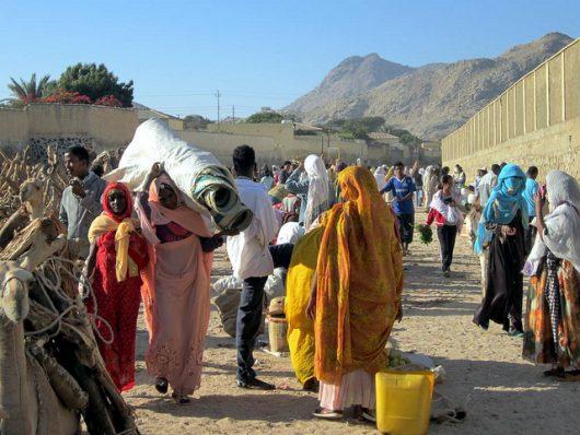Poverty in Eritrea