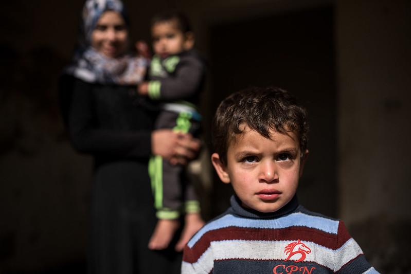 Poverty in Jordan