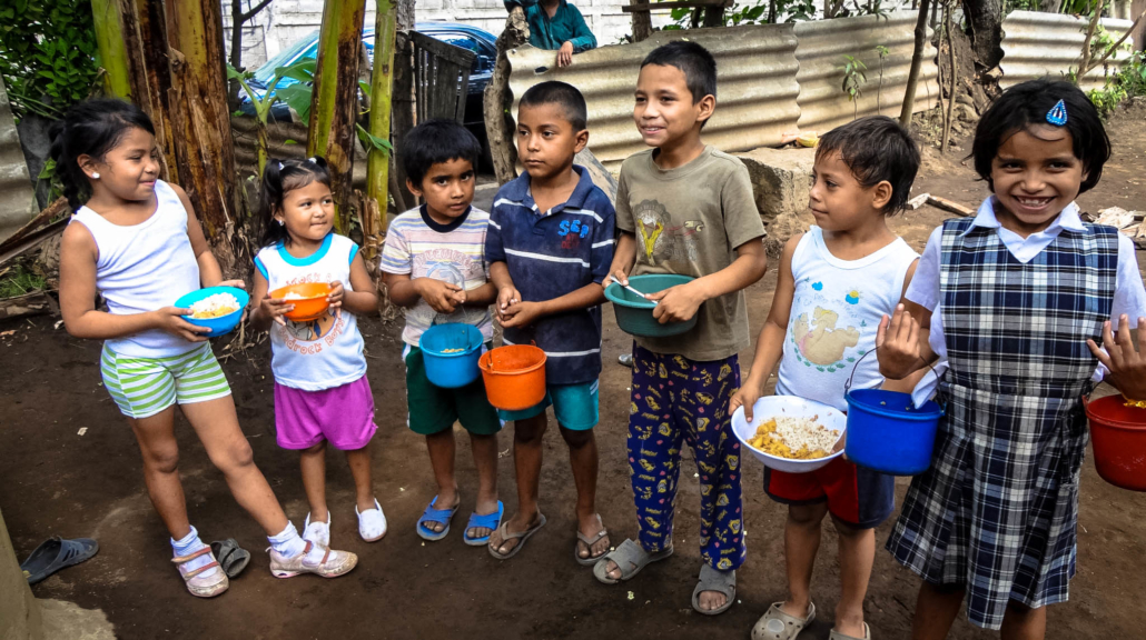 Poverty in Nicaragua