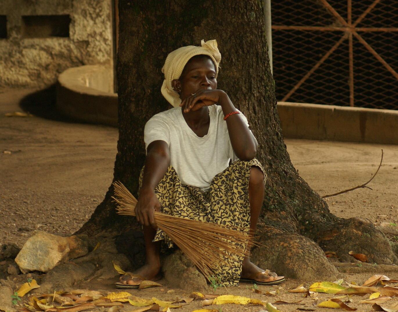 Poverty in Togo