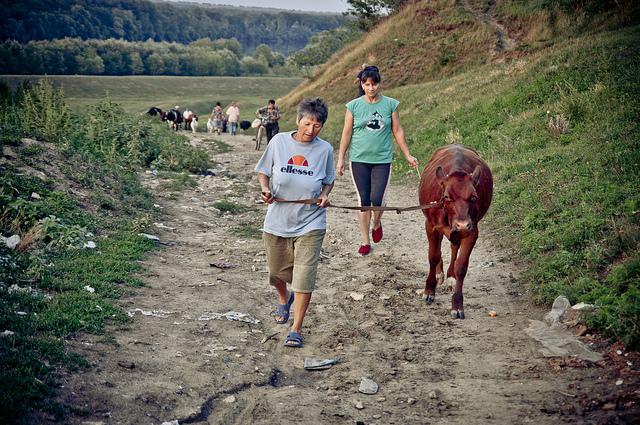 Poverty in Moldova