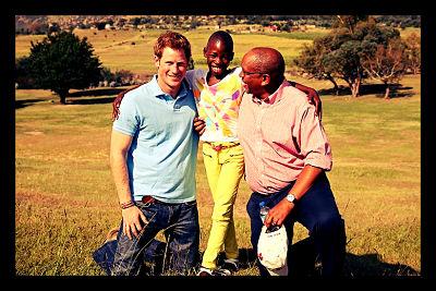 Prince Harry Prince Seeiso Sentebale Charity Lesotho Children Development Economic Assistance